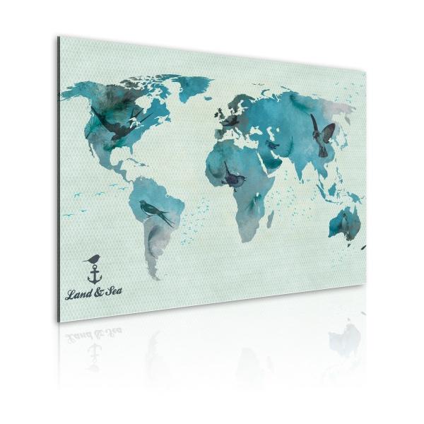 Obraz - Ptasie wędrówki (60x40 cm) A0-N2041