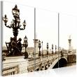 Obraz - Romantyczny spacer po Paryżu A0-N1454