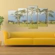 Obraz - Roślinność Afryki A0-N1540