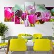 Obraz - Różowo i wesoło A0-N1418