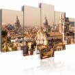 Obraz - Rzym - Wieczne Miasto A0-N1521
