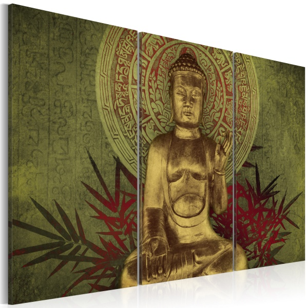 Obraz - Saint Buddha (60x40 cm) A0-N2289
