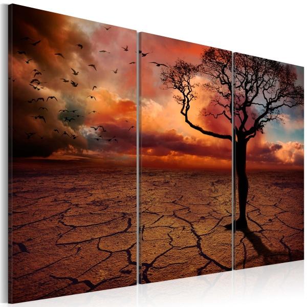 Obraz - Samotnia (60x40 cm) A0-N1851