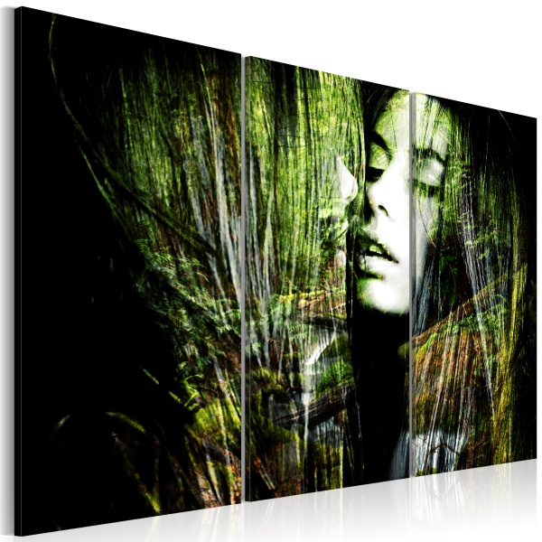 Obraz - Samozachwyt (60x40 cm) A0-N2376