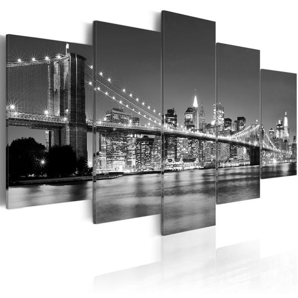 Obraz - Sen o Nowym Jorku (100x50 cm) A0-N2632