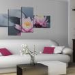 Obraz - Spokój lilii A0-N1491