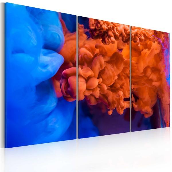 Obraz - Starcie żywiołów (60x40 cm) A0-N2383