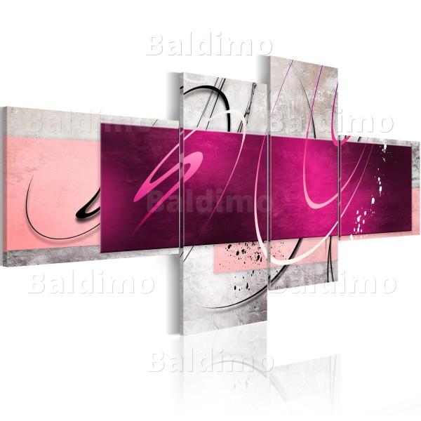 Obraz - Streamer (100x45 cm) A0-N2479