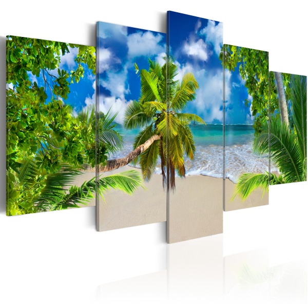 Obraz - Summer time (100x50 cm) A0-N2836