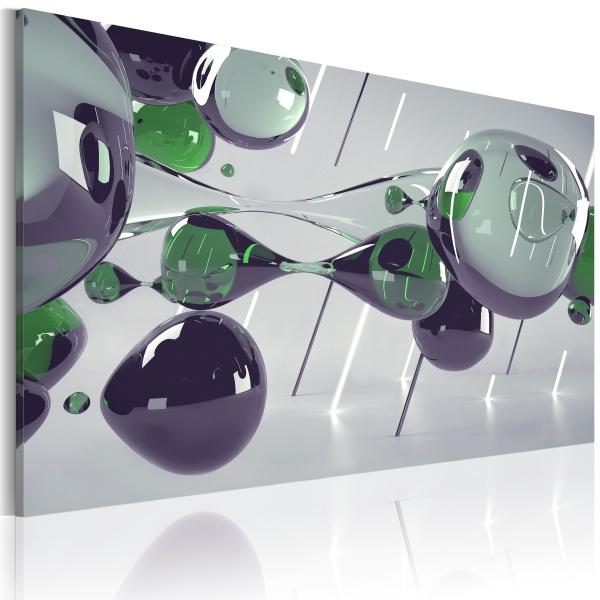 Obraz - Szklana mistyfikacja (60x40 cm) A0-N2347