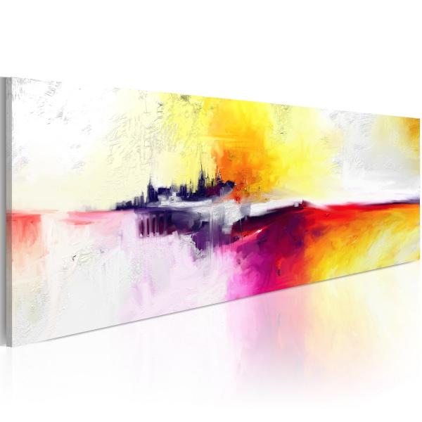 Obraz - Tajemnicza wyspa (120x40 cm) A0-N2446