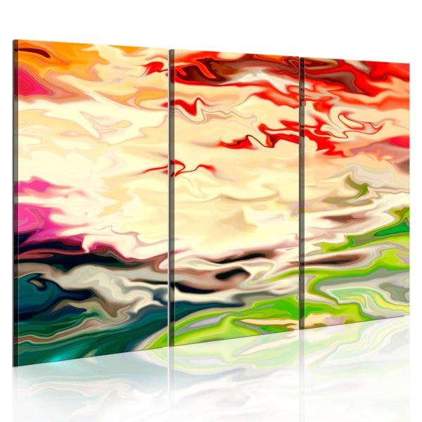 Obraz - Tęczowe refleksy (60x40 cm) A0-N2617