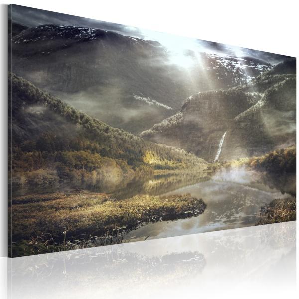 Obraz - The land of mists (60x40 cm) A0-N2554