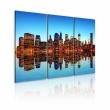 Obraz - Tysiące świateł - Nowy Jork A0-N1705