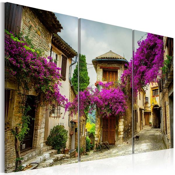 Obraz - Urocza uliczka (60x40 cm) A0-N3791