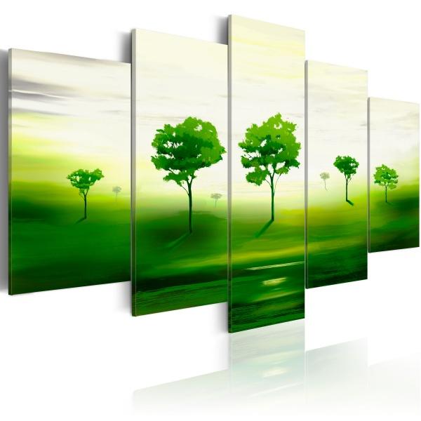 Obraz - W sadzie... (100x50 cm) A0-N2464