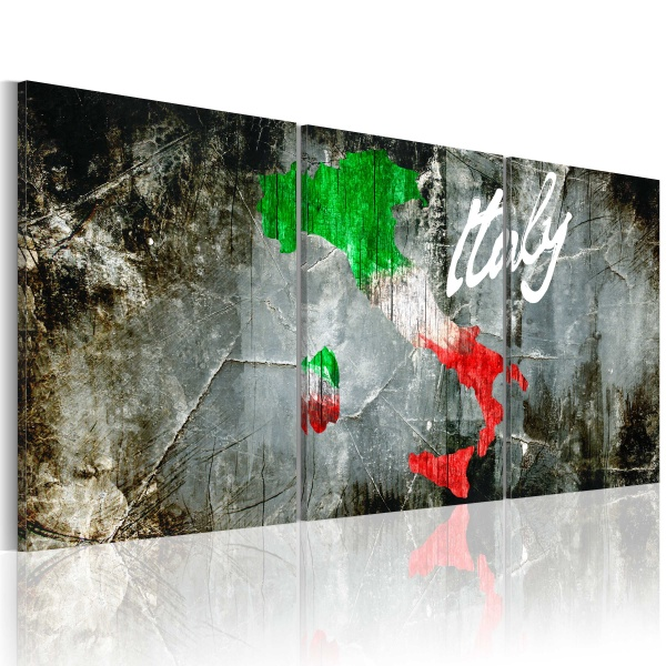 Obraz - Włochy - kuźnia talentów (60x30 cm) A0-N2093