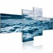 Obraz - Z głową w chmurach A0-N1567