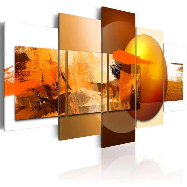 Obraz - Za i przeciw (100x50 cm) A0-N2426
