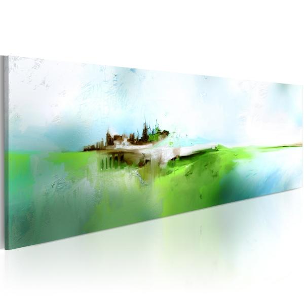 Obraz - Zaginiona Atlantyda (120x40 cm) A0-N2444
