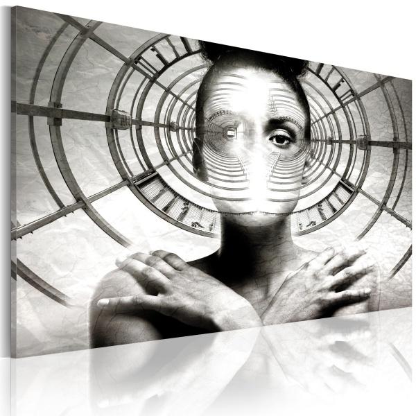 Obraz - Zahipnotyznowana (60x40 cm) A0-N2854