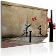 Obraz - Zakaz gry w piłkę (Banksy) A0-N1788