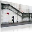 Obraz - Zawsze jest nadzieja (Banksy) A0-N1795