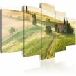Obraz - Zielona Toskania A0-N1542