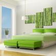 Obraz - Zielone łodygi bambusa A0-N1369