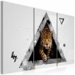 Obraz - Zielonooki gepard A0-N1685