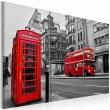 Obraz - Życie w Londynie A0-N1402