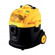 Odkurzacz do odkurzania na sucho i na mokro Sencor SVC 3001 czarno-żółty