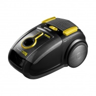 Odkurzacz workowy Sencor SVC 8YL czarno-żółty