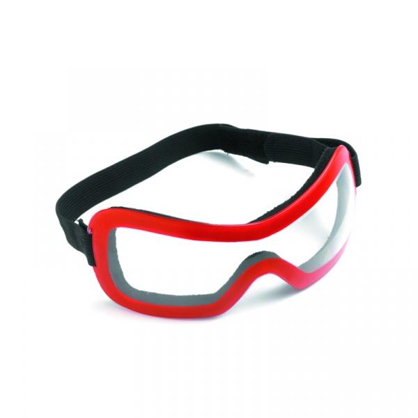 Okulary do obierania cebuli Mastrad czerwone MA-F24610
