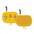 Opakowanie na kanapkę Iris Snack Rico żółte 9926-TD-11