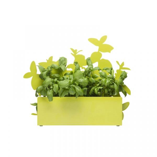 Osłonka do ziół Sagaform Kitchen zielona SF-5016475