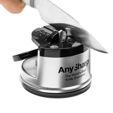 Ostrzałka AnySharp Classic czarno-srebrna