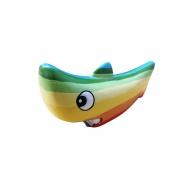 otwieracz do puszek, 12,5 cm, tęczowy rekin
