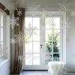 Ozdoba dekoracja świąteczna Koziol FLAKES 4szt. biała KZ-1127525