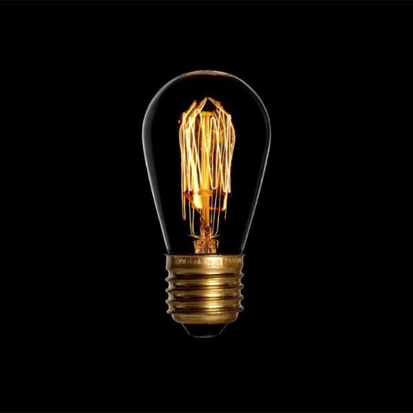 Ozdobna żarówka E27 40W Mini Edison Danlamp z dekoracyjnym żarnikiem DL-08030