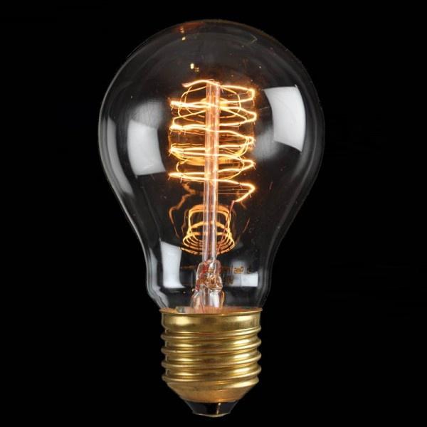 Ozdobna żarówka E27 40W Standard de Luxe Danlamp z dekoracyjnym żarnikiem DL-08061