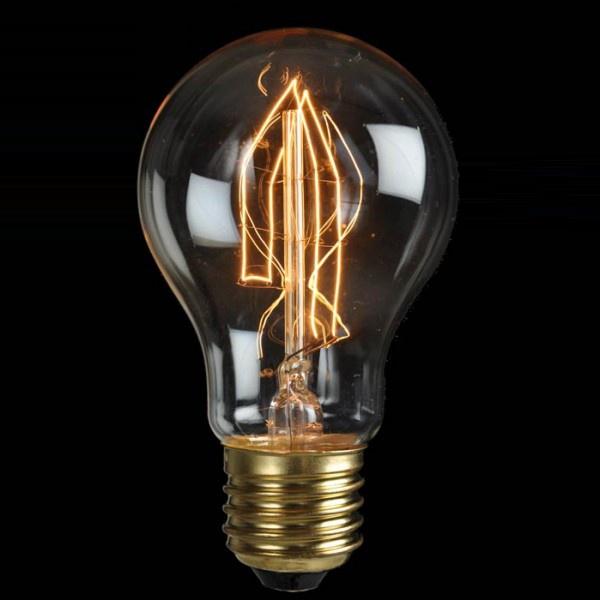 Ozdobna żarówka E27 60W Exterior Danlamp z dekoracyjnym żarnikiem DL-08027