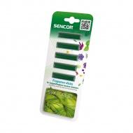 Pałeczki zapachowe do odkurzaczy z workiem i bez worka Sencor SVX FOREST