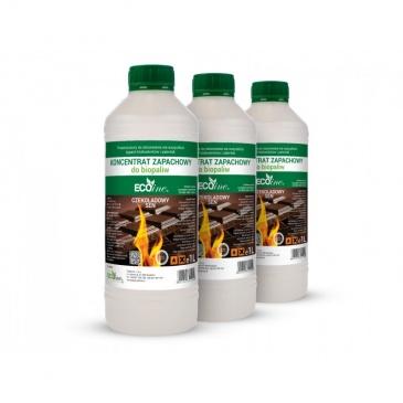 Paliwo do biokominków 1l EcoLine czekoladowy sen