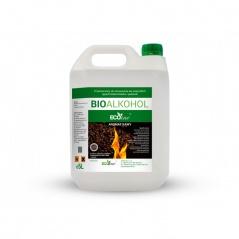 Paliwo do biokominków 5l EcoLine aromat kawy