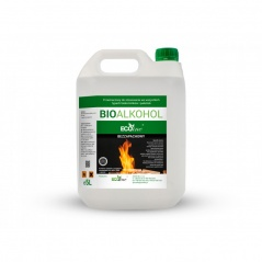 Paliwo do biokominków 5l EcoLine bezzapachowe