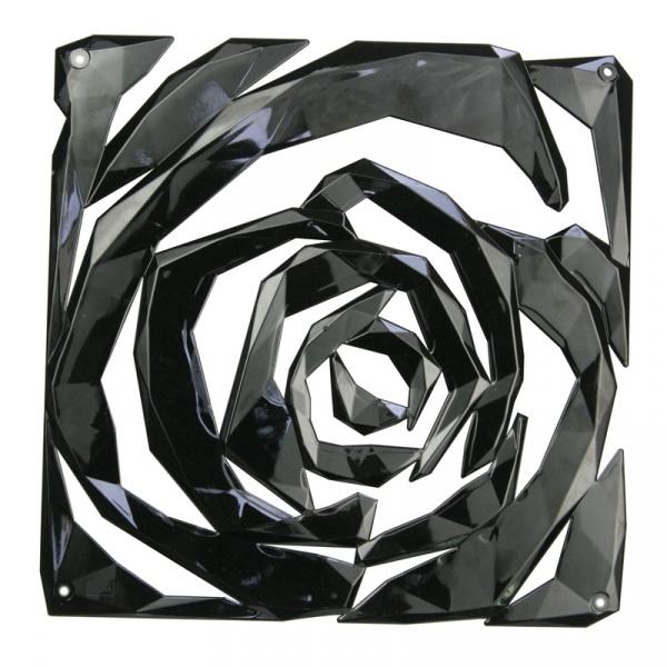 Panel dekoracyjny Koziol Romance czarny KZ-1118526