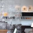 Panel dekoracyjny Koziol Silk biały KZ-1123525