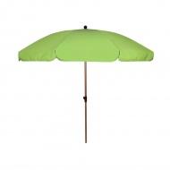 Parasol ogrodowy 250 cm : Kolor - Apple Green