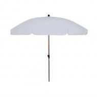 Parasol ogrodowy 250 cm : Kolor - Grey